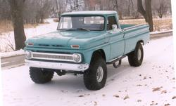 InuYasha2017s 1965 Chevrolet C/K Pick-Up