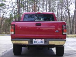 Tiggies 1995 Ford Ranger Super Cab