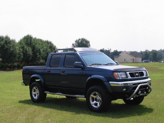 scott17 2000 nissan frontier regular cab specs photos modification info at cardomain. Black Bedroom Furniture Sets. Home Design Ideas