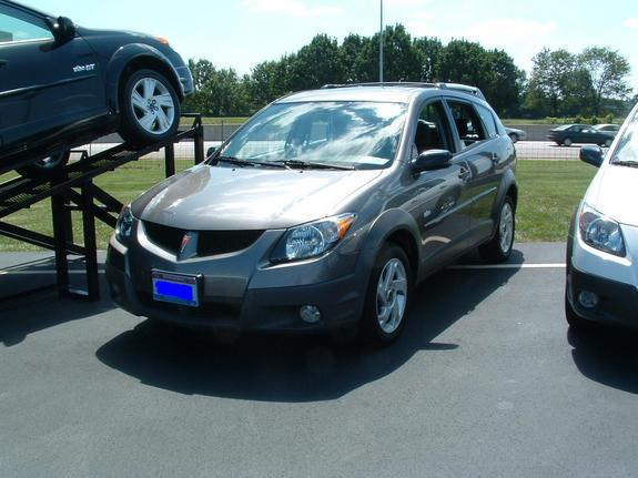 Another msmyer 2003 Pontiac Vibe post... - 1875953