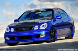 sncmenaces 2003 Lexus GS