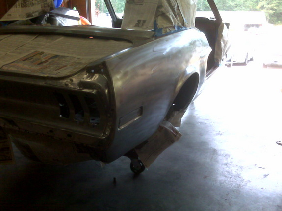 Another mustang_68 1968 Ford Mustang post... - 1881275