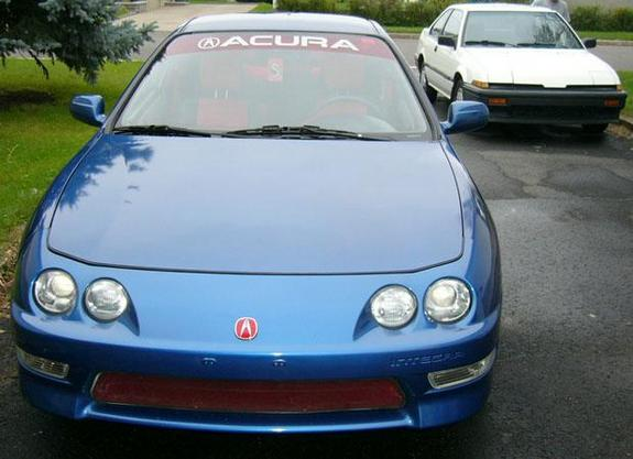 gallery for gt acura integra emblem