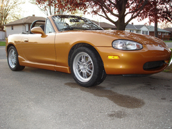 sonic1s 2000 Mazda Miata MX-5