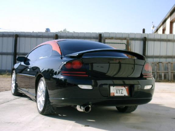 Another rush1 2001 Dodge Stratus post... - 1887652