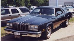 BellOlds 1977 Oldsmobile Cutlass Supreme