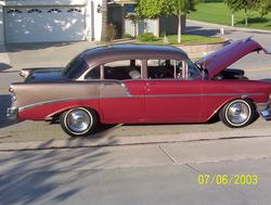 checkitout1 1956 Chevrolet Bel Air