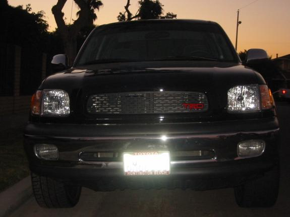 22inchtundra 2001 toyota tundra access cab specs photos modification info at cardomain. Black Bedroom Furniture Sets. Home Design Ideas