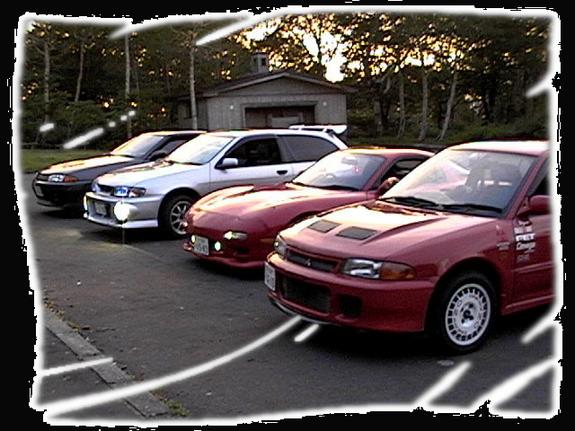 Another evolutionvega 1993 Mitsubishi Lancer post... - 1892607