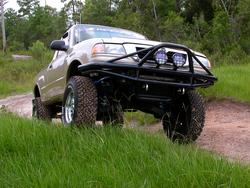 prerunner221s 2000 Mazda B-Series Cab Plus