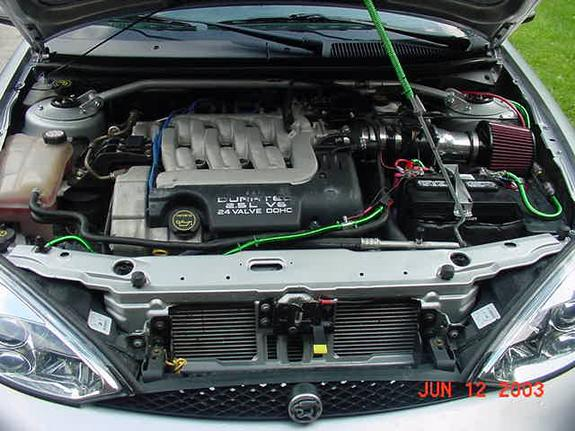 Wesbrown 2002 Mercury Cougar Specs Photos Modification Info At