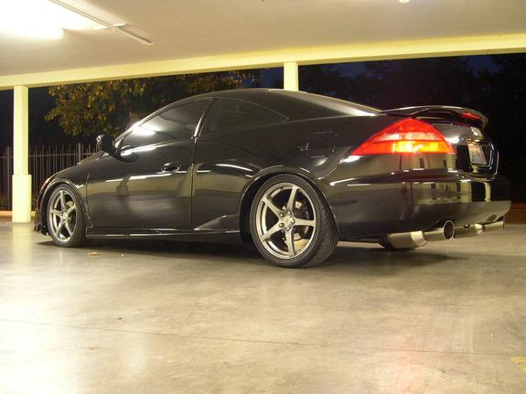 Lowered 2003 Honda Accord Mr_drew 2003 Honda Accord