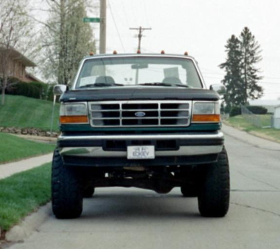 Joey3673 1996 Ford F150 Regular Cab Specs, Photos