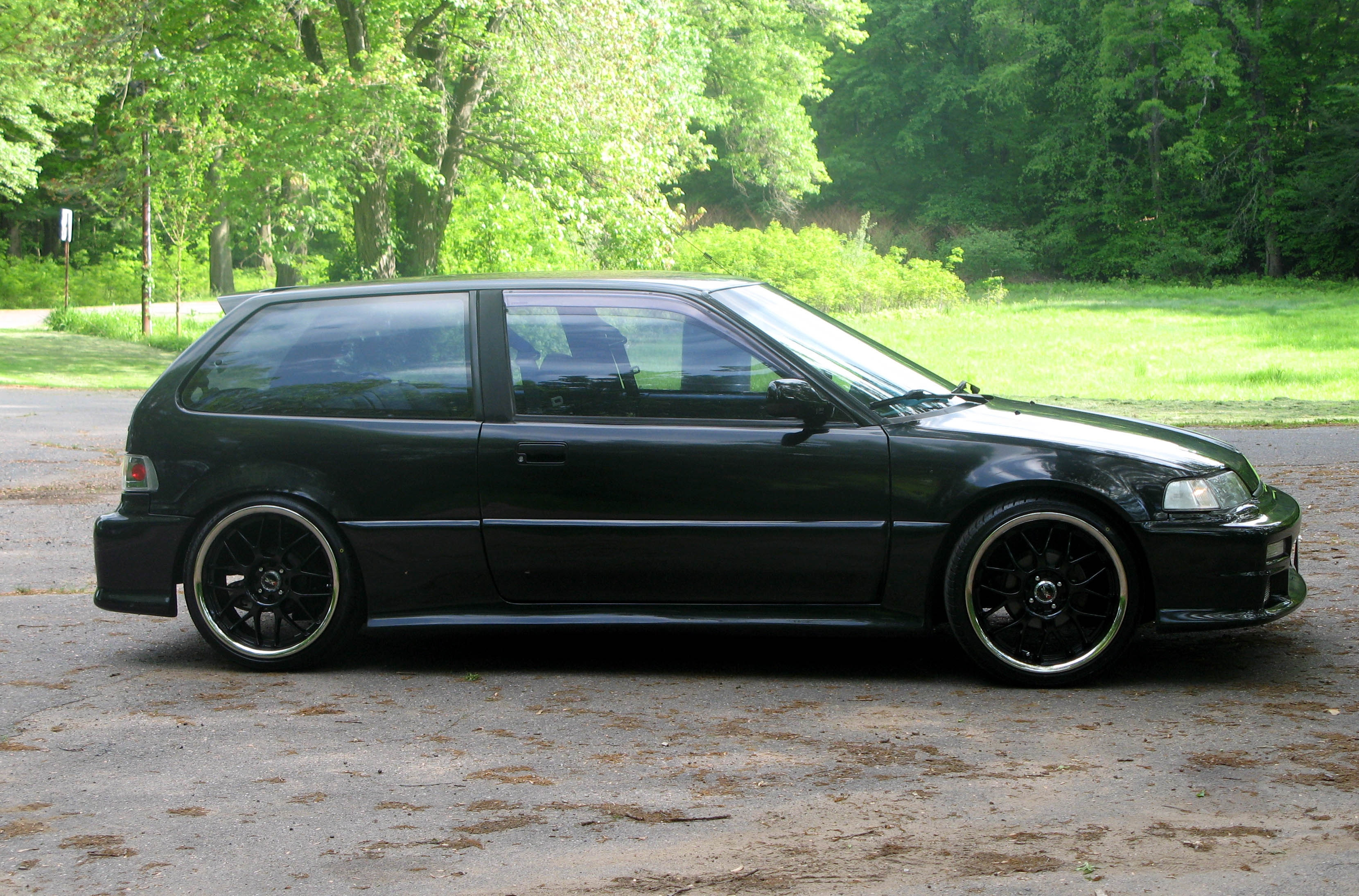 Blove7 1990 Honda Civic Specs Photos Modification Info