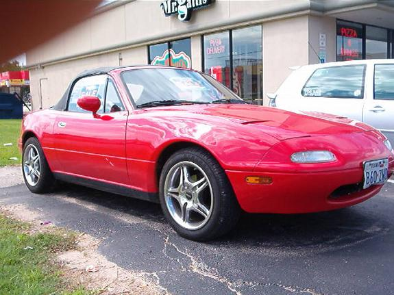 Another MazdaO 1990 Mazda Miata MX-5 post... - 1905320