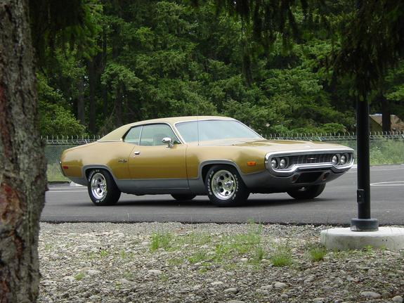 olmsted's 1972 Plymouth Satellite