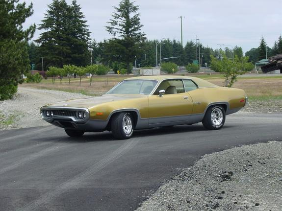 olmsted 1972 Plymouth Satellite 1906490