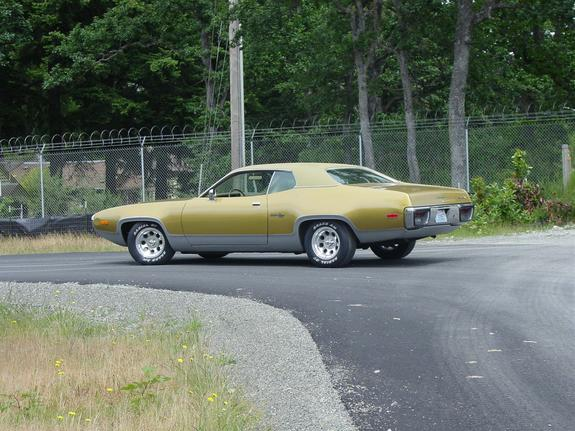 olmsted 1972 Plymouth Satellite 1906492