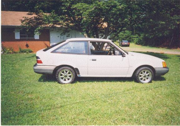 Another cjpuzzled83 1988 Ford Escort post... - 1908790