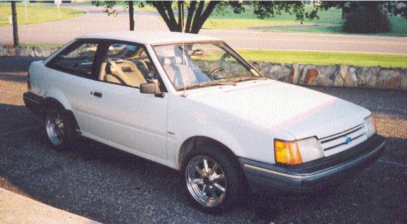 Another cjpuzzled83 1988 Ford Escort post... - 1908791