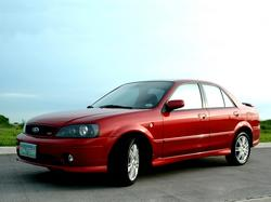 nekkers 2004 Ford Laser