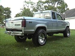 Porter85 1987 Ford Ranger Regular Cab