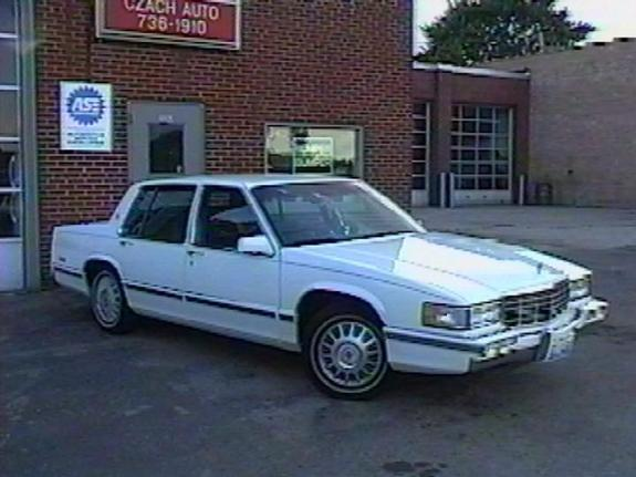 Another delvryboy 1991 Cadillac DeVille post... - 1917435