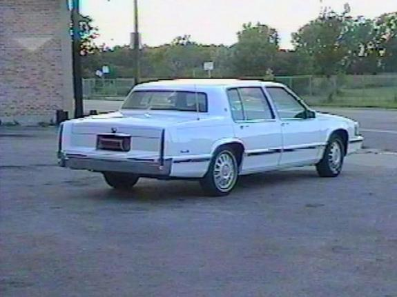 Another delvryboy 1991 Cadillac DeVille post... - 1917443