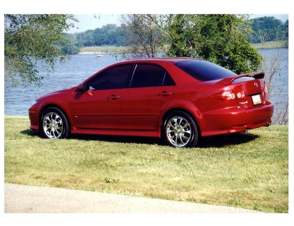 Another johnnygee3 2003 Mazda MAZDA6 post... - 1917481