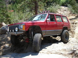 trippled1101 1992 Jeep Cherokee