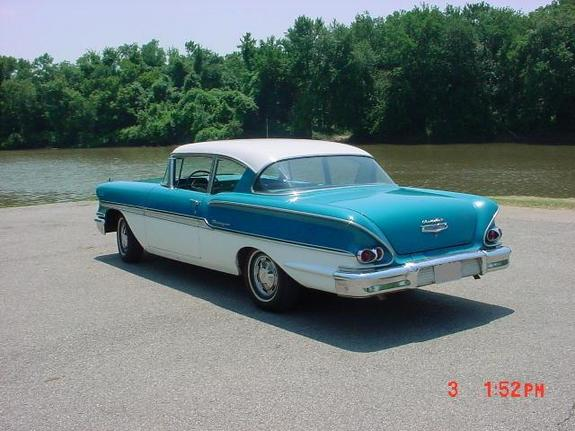 Another FireKnight 1958 Chevrolet Biscayne post... - 1919539