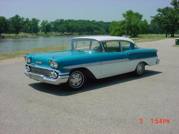 Fireknight 1958 Chevrolet Biscayne Specs Photos