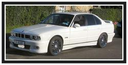 zezeone 1992 BMW 5 Series