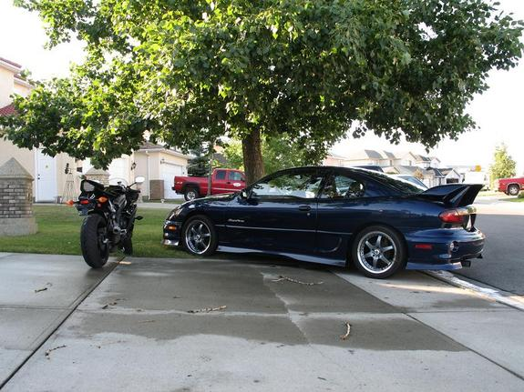 freeebs 2001 Pontiac Sunfire