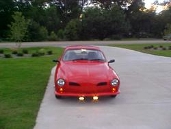 johnsow1s 1969 Volkswagen Karmann Ghia