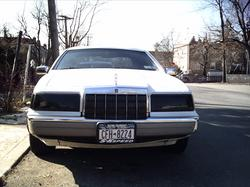 BLAZER2NV 1989 Lincoln Mark VII