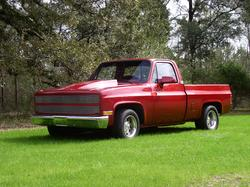 84gmcs 1984 GMC Sierra (Classic) 1500 Regular Cab