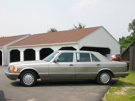 Another benz23 1988 Mercedes-Benz S-Class post... - 1929456