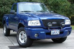 2003EDGE 2003 Ford Ranger Regular Cab