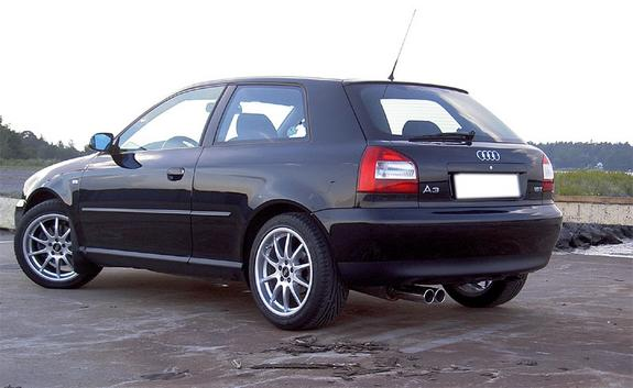 audia3 2001 audi a3 specs photos modification info at cardomain. Black Bedroom Furniture Sets. Home Design Ideas