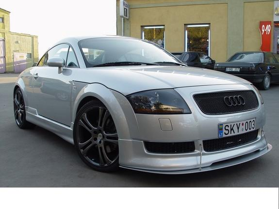 volodziaa 2000 audi tt specs photos modification info at cardomain. Black Bedroom Furniture Sets. Home Design Ideas
