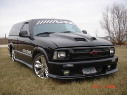 infinity_focuss 1995 Chevrolet S10 Regular Cab