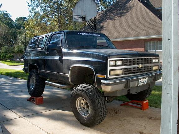 K5chris S 1991 Chevrolet Blazer In Houston Tx