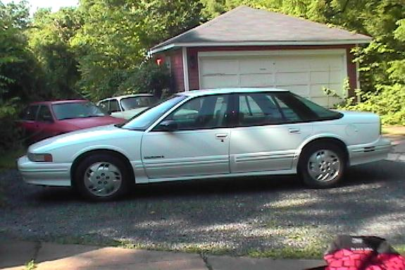 drwpilot's 1994 Oldsmobile Cutlass Supreme