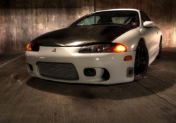 Project2Gs 1997 Mitsubishi Eclipse