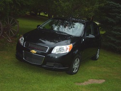 InspectorGadgits 2009 Chevrolet Aveo