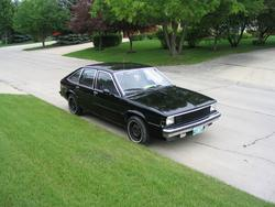 blackcitation 1982 Chevrolet Citation