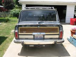 notacop 1990 Jeep Grand Wagoneer