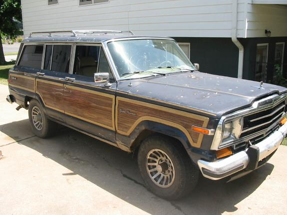 Another notacop 1990 Jeep Grand Wagoneer post... - 1946230