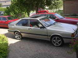 vammgodas 1986 Audi Coupe